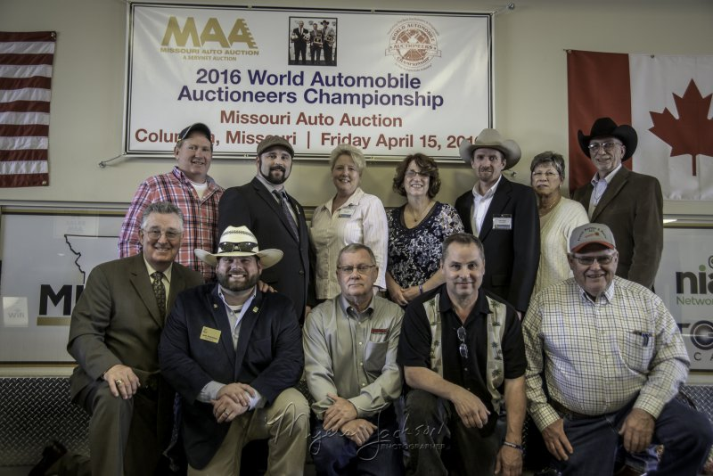 Missouri Auctioneers Association Members_
