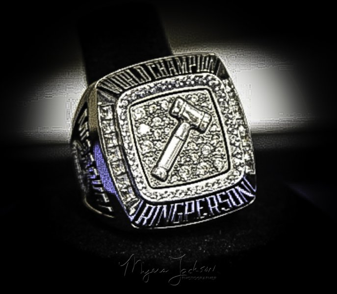 World Champion Ring_
